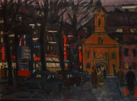 Online Art Auction of Spring 2014 — Budapest