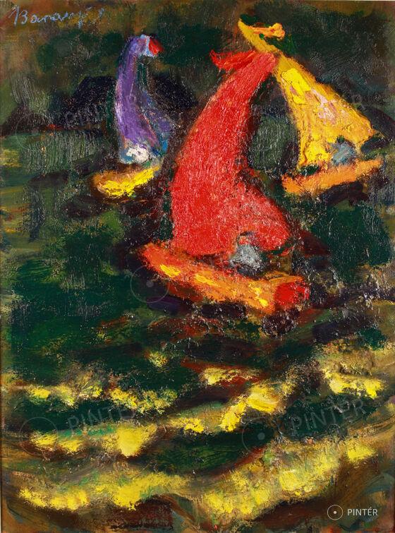 Spring Auction, 2013 — Festmény, szobor
