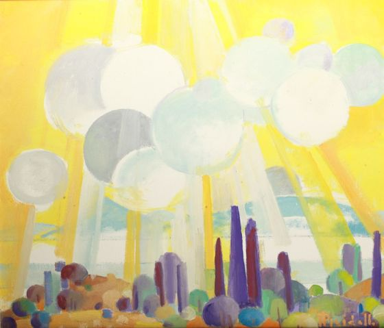 Online Art Auction of Spring 2014 — Balaton