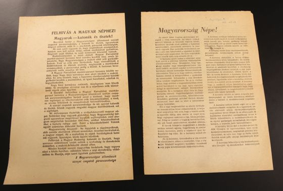 SOHA TÖBBET! HARMADSZOR- Hetedszer - ÉLŐ AUKCIÓ — Dokumentum, újság