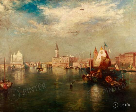 Pintér Auction at Four Seasons-Gresham Palace - 2015. — Festmény, szobor (6)