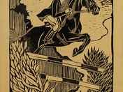 Lovasverseny plakát