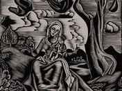 Madonna a dombtetőn