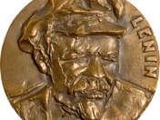 Lenin plakett