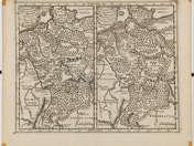 Populorum Germanie térkép 1790-ből
