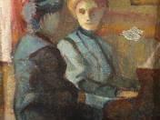 Barátnők a zongoránál