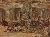 Hunyadi téri vásár