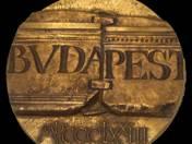 Asszonyi Tamás: Pest-Buda Egyesítésének emlékére 1873-1973 bronzplakettek