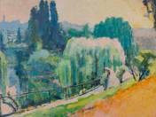 Nyári reggel a Bartók útról