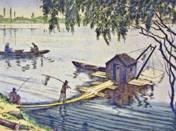 Budafoki halászkunyhó