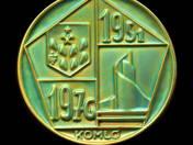 Zsolnay Plakett (Komló 1951-1976)