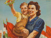 Béke a gyermekeink jövőjéért! Szavazz a Népfrontra!