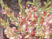 Kardvirágok vázában
