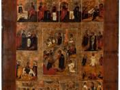 Jézus élete ikon