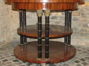 Empire style parlor table
