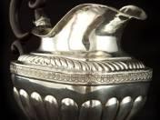 Moszkvai Antik Ezüst Kiöntő