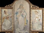 Oltárkép Madonna a Gyermekkel