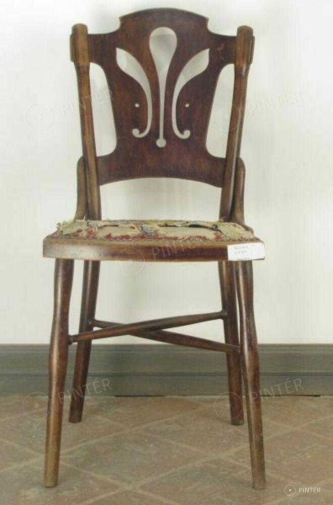 VILLÁMÁRON ELKELT (Thonet szék párban) Pintér Aukciósház