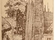 Kubinyi Sándor: In Wolhynien mappa