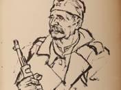 Andrejevics Kuna: Partizánok mappa