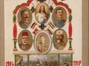 Isten segített 1914-1917 Isten segíteni fog!