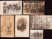 6 pcs Wold War Photos