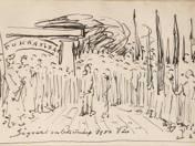 Ságvári emlékünnep, 1950
