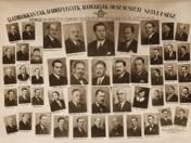 Hadirokkantak, hadiözvegyek, hadiárvák Országos Nemzeti Szövetsége tabló 1932