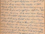 Tábori posta 1944-ből Birodalmi pecséttel