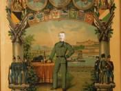 Világháborús emlékkép