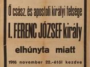 Magyar királyi Operaház plakát
