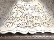 Bécsi ezüst cukortartó
