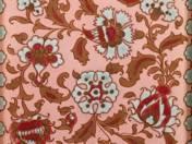 Zsolnay csempe perzsa dekorral