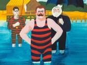 Nyughatatlan nyár - Szeszélyes nyár (Jirí Menzel film)