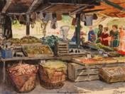 Budagyöngye piac
