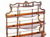 Etagere in Louis Philippe style