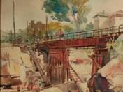 Sió-csatorna építése