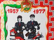20 éves a Munkásőrség 1957-1977