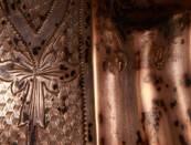 Pesti antik ezüst kanna