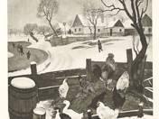 Analógia 3: Pólya Tibor: Baromfiudvar télen
