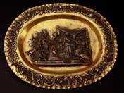 Augsburgi ezüst tál