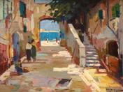 Mediterrán városrész