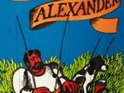 Boldog Alexander filmplakát