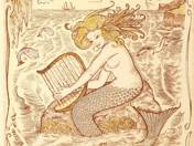 Mermaid with Lyre