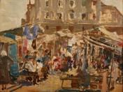 Pesti piac, 1924