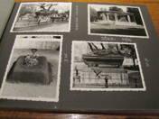 A nemzet nagyjainak sírhelyei fotóalbum