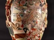 Szatzuma óriás váza