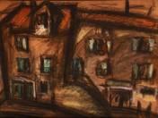 Kisvárosi házak