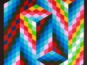 Tér-forma-szín kompozíció