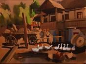 Malomudvar, 1935